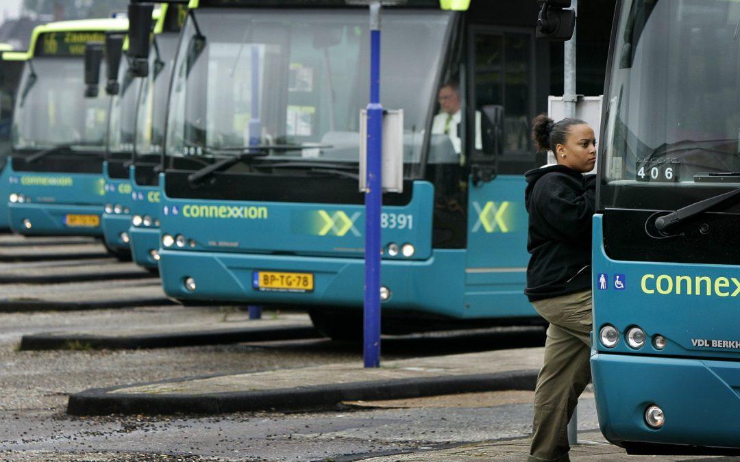 Reizigers over het busvervoer in Zaanstreek-Waterland