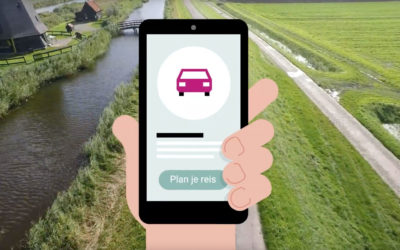 Animatie Mobility as a Service (MaaS)