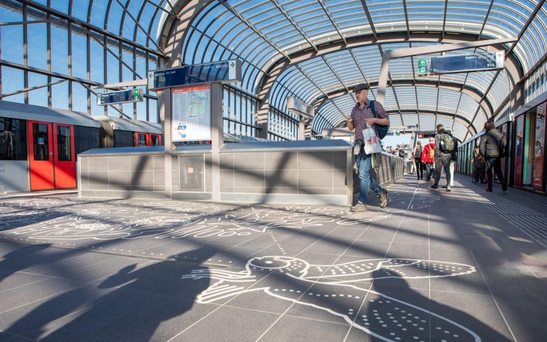 Europese subsidie voor innovatieve technologie in fietsenstallingen
