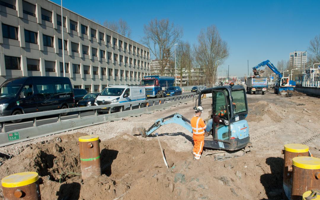 Digitalisering van werkzaamheden-data prioriteit in Noord-Holland en Flevoland