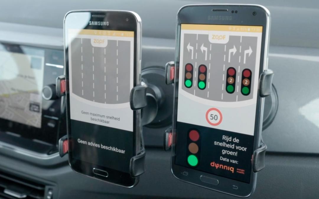 Dilemma's van het intelligente verkeerslicht