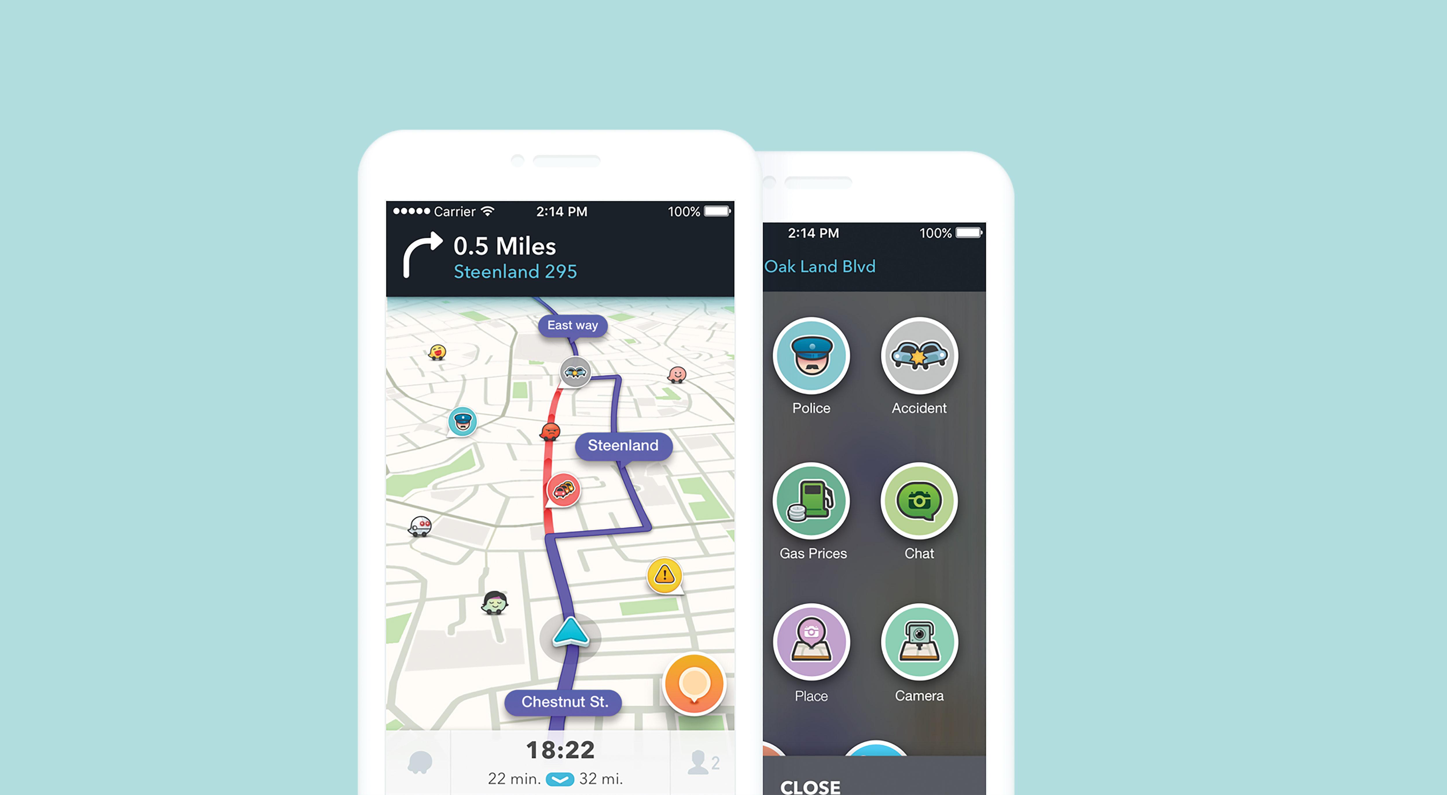 Verkeer Amsterdam slimmer door Google Maps en Waze