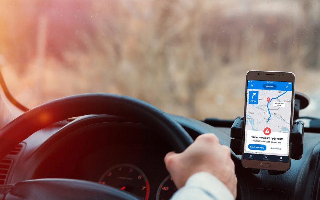 Test mee: vermijd files met proactief navigatieadvies rondom Amsterdam