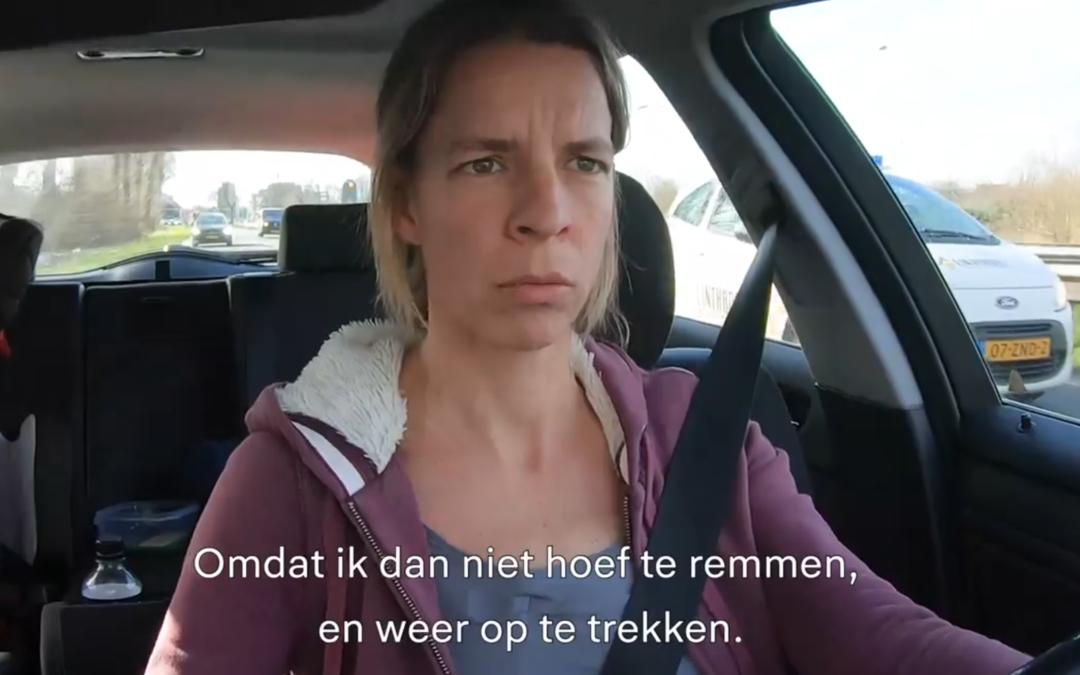 Video : Weggebruikers testen i-VRI Noord-Holland