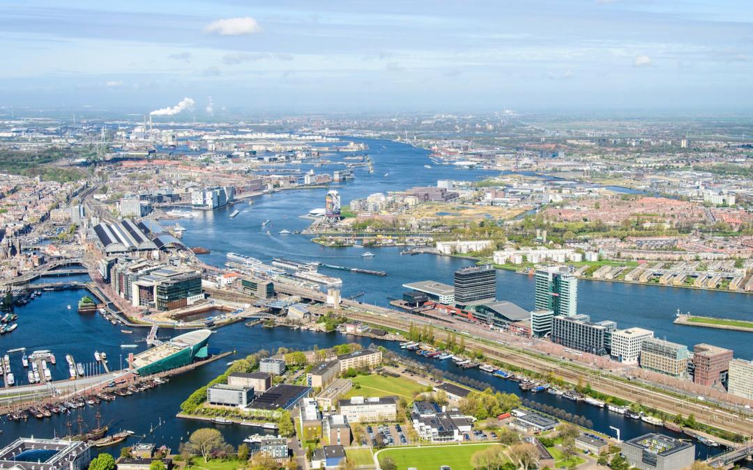 Mobiliteitsdashboard Noord-Holland: Grip krijgen op de mobiliteitskeuze