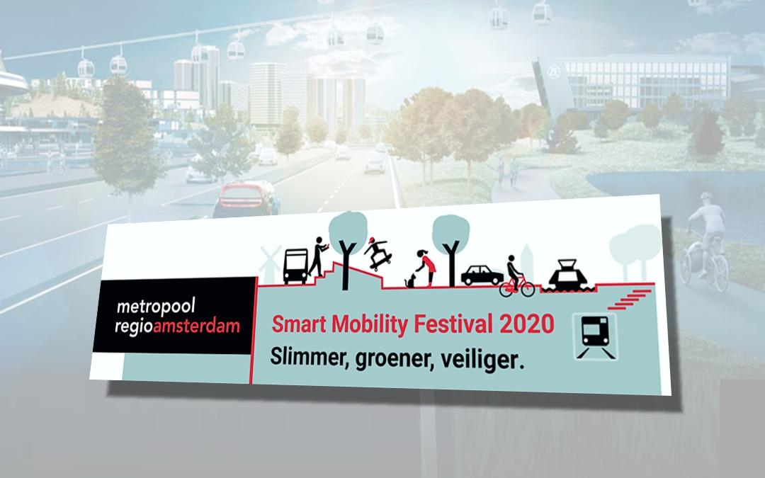Het hoe en wat van het MRA Smart Mobility Festival