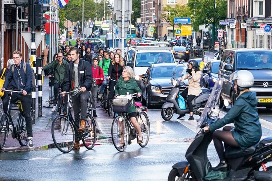 Oproep: MRA zoekt experts om drukte openbare ruimte tegen te gaan