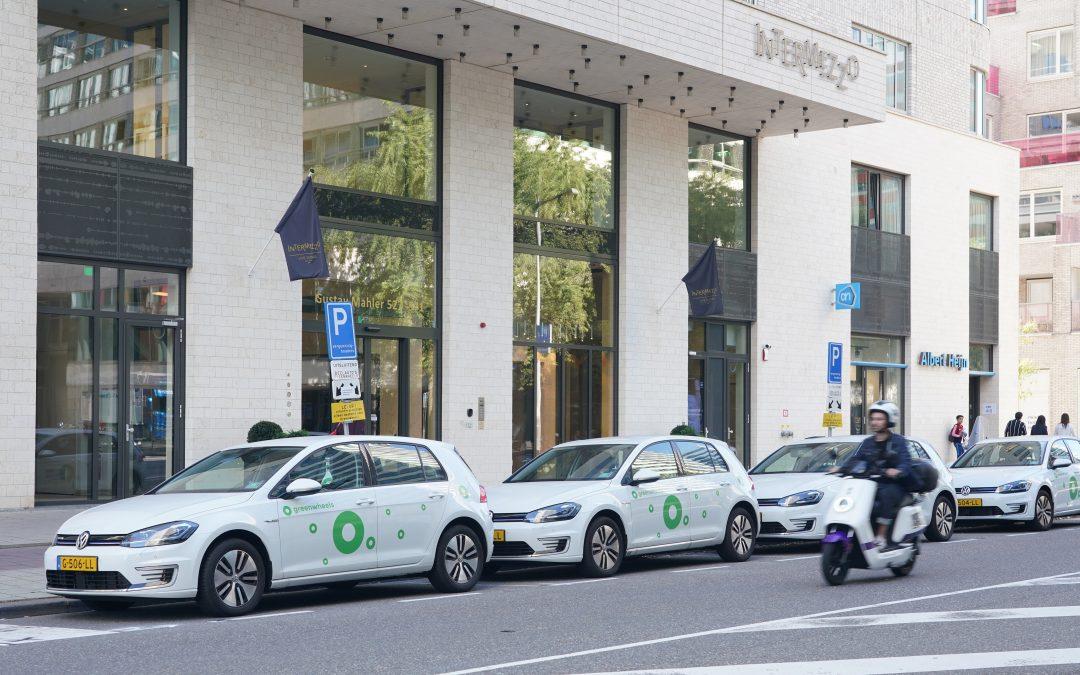 Smart Thursday 9 september: aan de slag met mobiliteitshubs